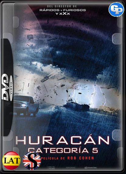 El Gran Huracán Categoría 5 (2018) DVD5 LATINO/INGLES