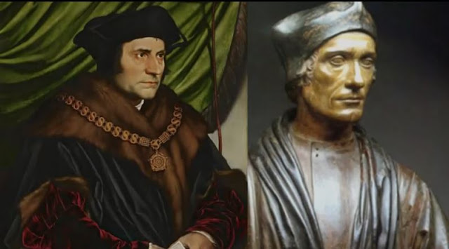 JUNE 22 --- St. Thomas More and St. John Fisher - Martyrs for Truth --- &