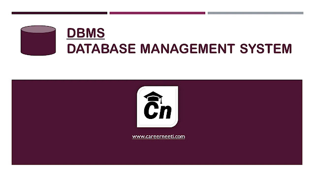 Image for Database Management System (DBMS)