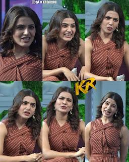 Samantha Akkineni Hot