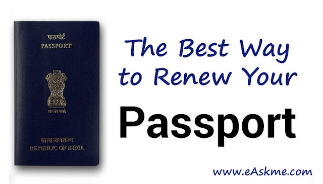A Faster and Improved Way to Renew Your Passport: eAskme