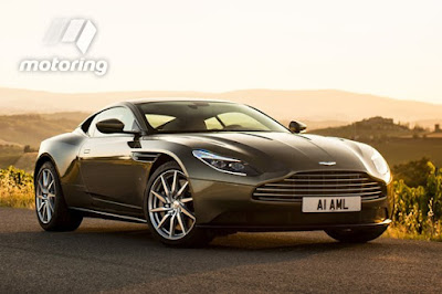 Aston Martin DB11 has been production for UK clients