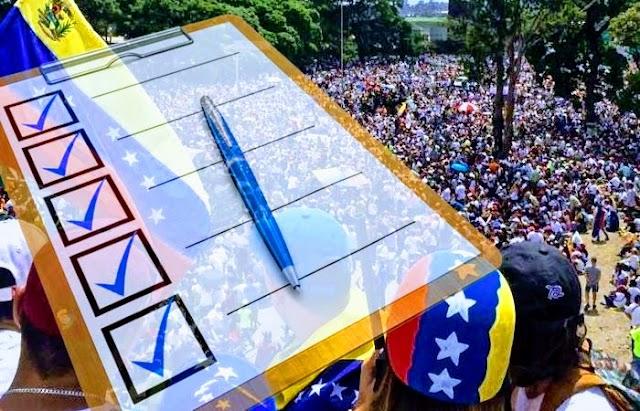 Encuesta determina quiénes son los dirigentes de oposición venezolanos menos populares