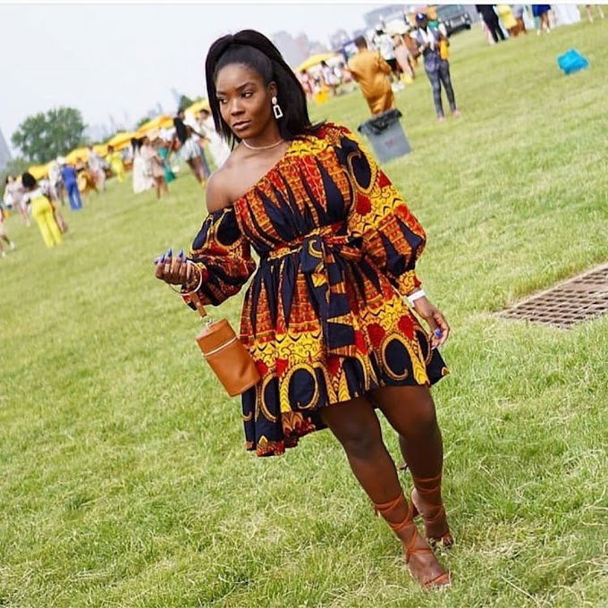 Latest Ankara styles Collection