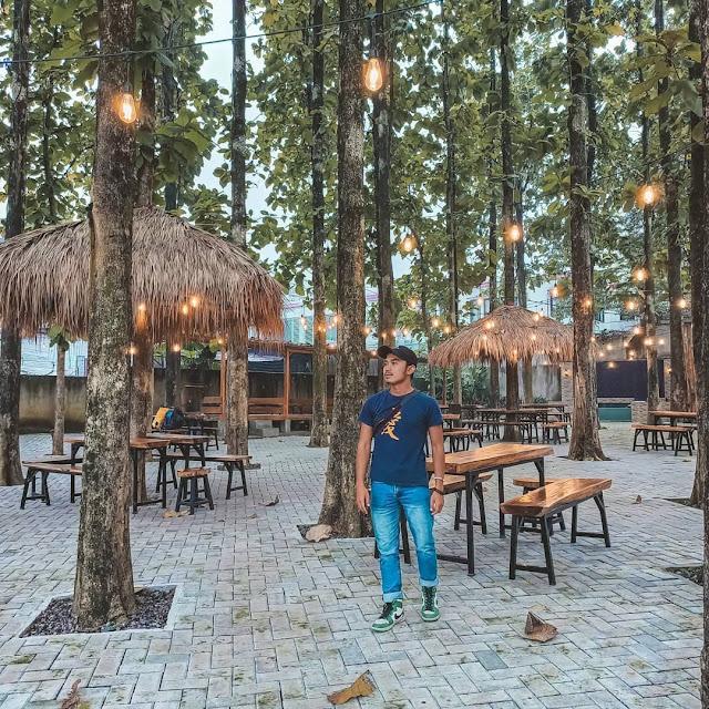 De'Jati Coffee Garden Bogor Harga Menu, Daya Tarik dan Lokasi