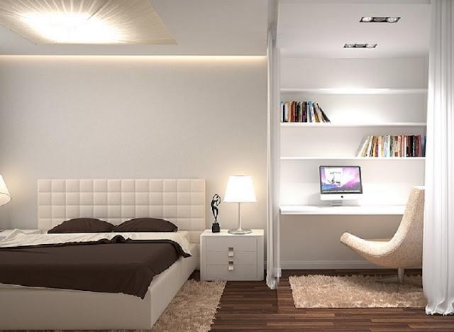Bedroom Interior Design Inspiration Simple Bedroom Home Office Minimalist Property