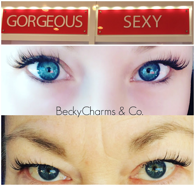 My New Amazing Lashes by Amazing Lash Mission Valley :: BeckyCharms