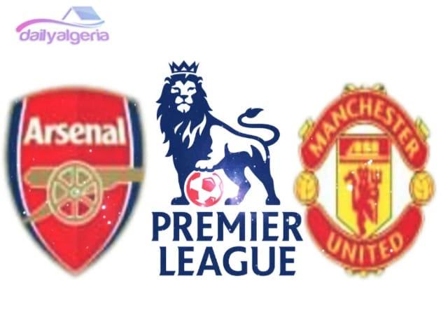 ارسنال -مانشستريونايتد -سولشاير -الدوري الانجليزي -مباراة مانشستر يونايتد وارسنال