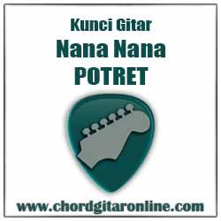 G  Em    G  Em G  Em    G  Em G  Em    G  Em G  Em    Am  D G   G   G   G   Chord POTRET - NANA NANA (Kunci Gitar Original)