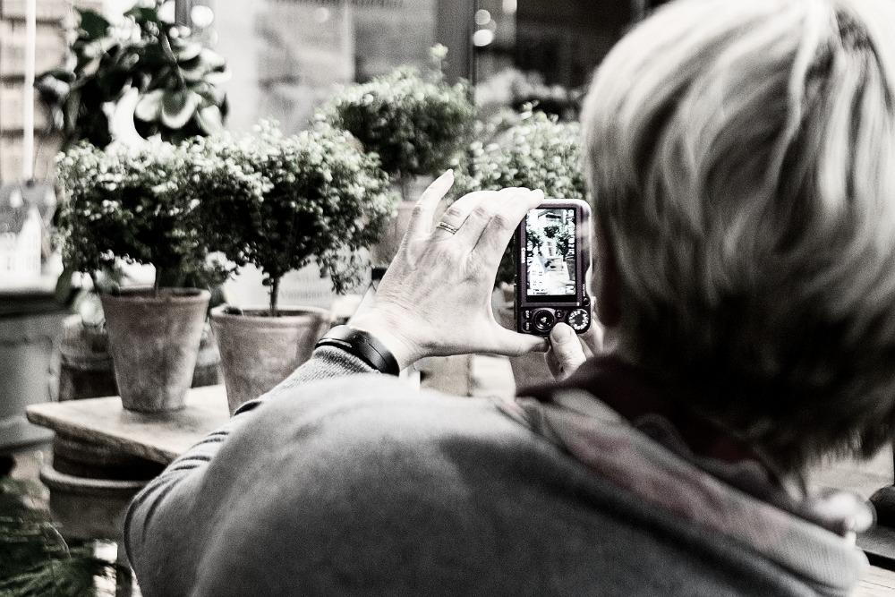 Kirkkonummen Kukka, Frida Steiner, valokuvaaminen, kurssi, valokuvauksen peruskurssi