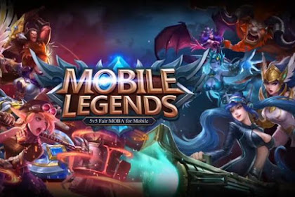 Cara Bermain Mobile Legend ( ML ) di Hp Android RAM 512.