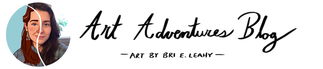 Art Adventures Blog