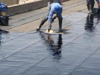 Aplikasi Waterproofing Membrane Murah