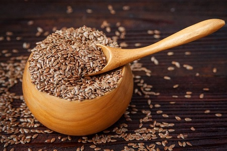 THE MOST IMPORTANT BENEFITS OF FLAXSEED FOR DIABETICS