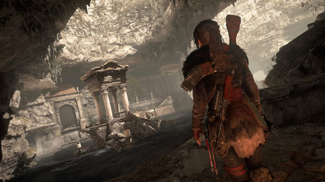 Acheter Rise of the Tomb Raider - Microsoft Store fr-FR
