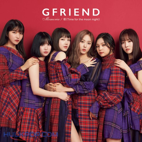 GFRIEND – Memoria/夜(Time for the moon night) -Japanese Ver.- – EP