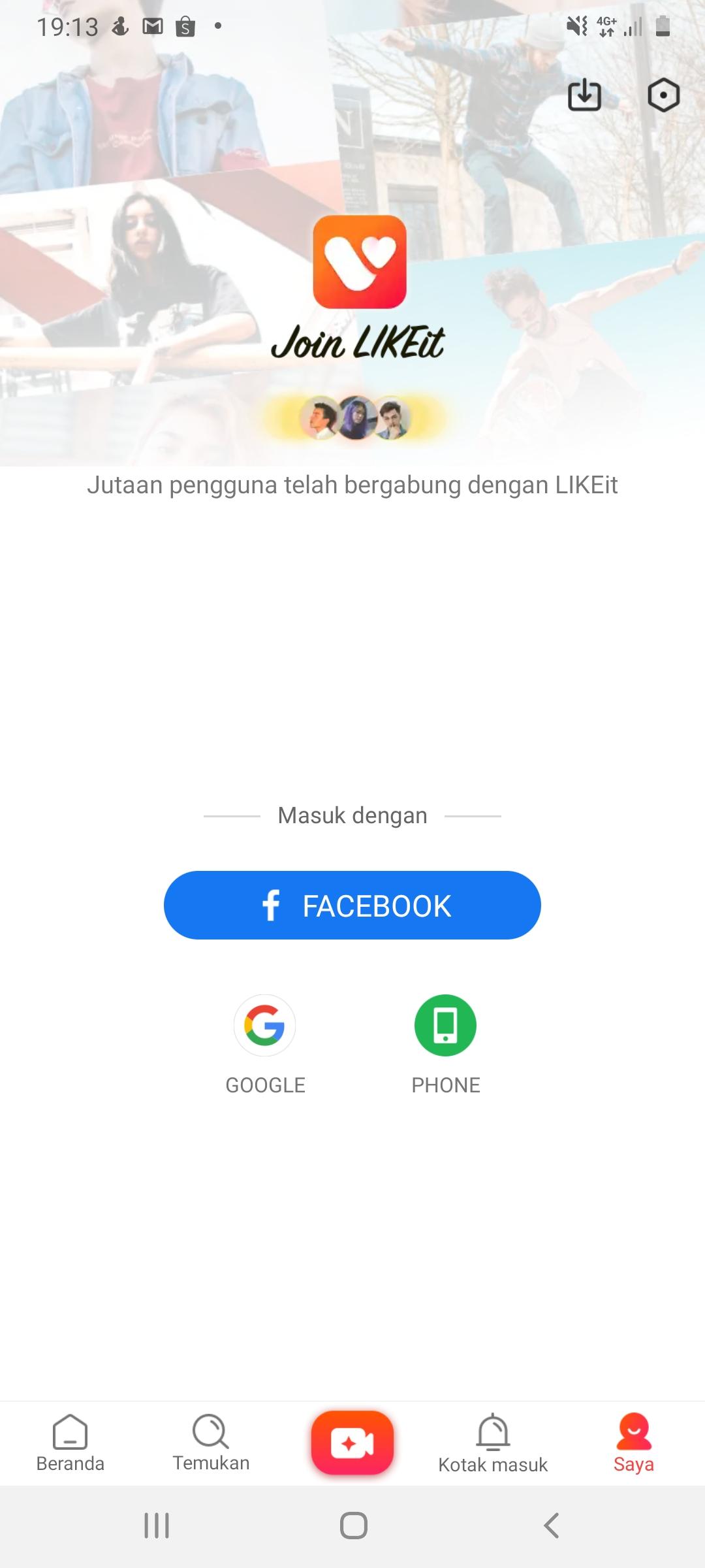 Likeit Aplikasi Penghasil Saldo Dana Gratis 2021 Terbaru Majalahkece Id