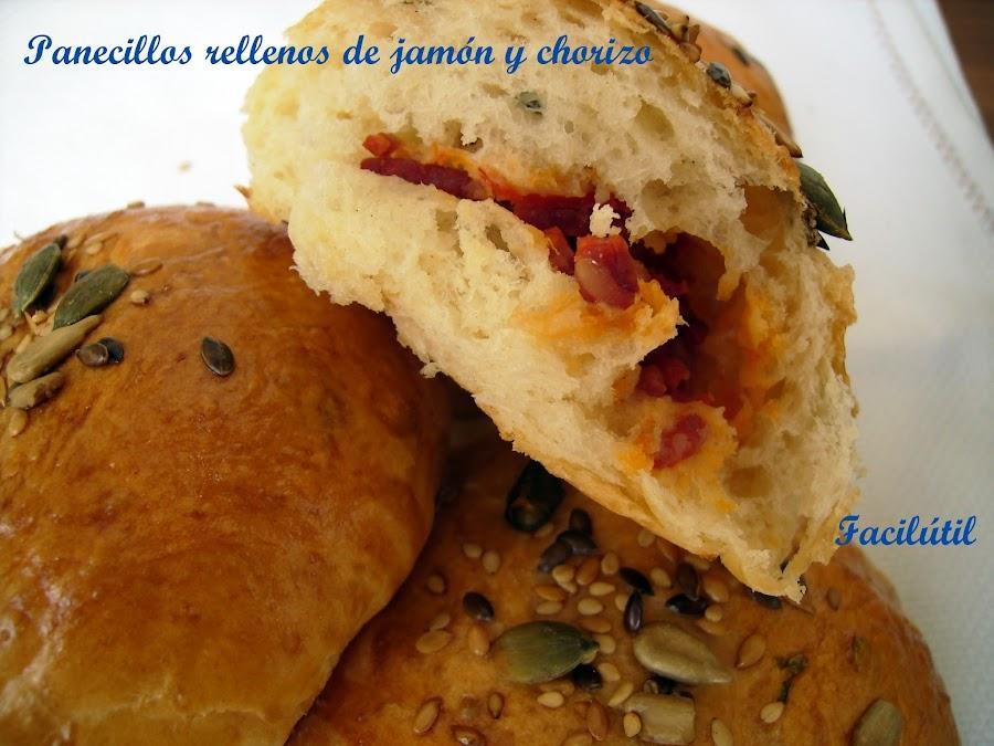 panecillos-rellenos-de-jamón-y-chorizo