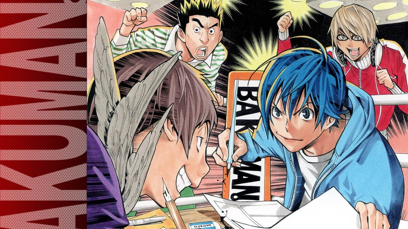 Bakuman Wallpapers anime wallpapers
