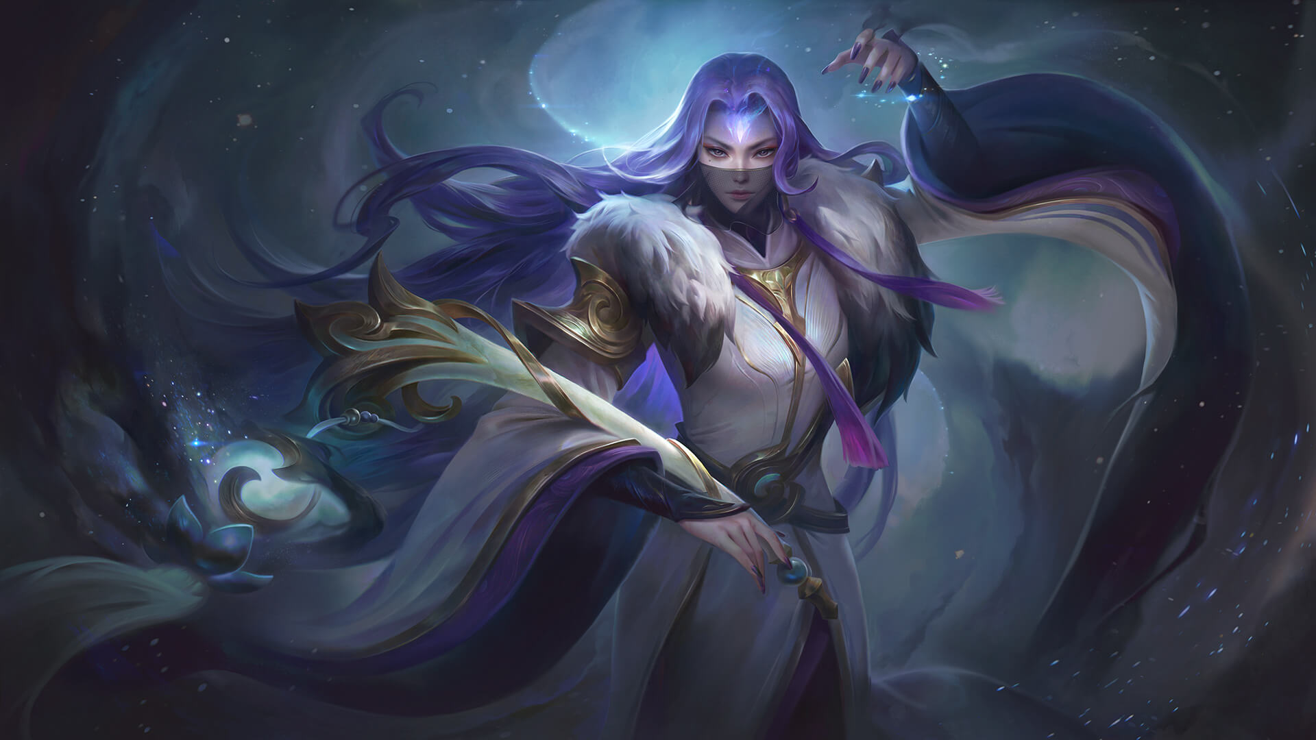 Hero Luo Yi - Mobile Legends