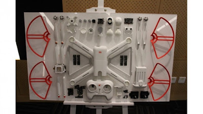 Hands-On Xiaomi Mi Drone
