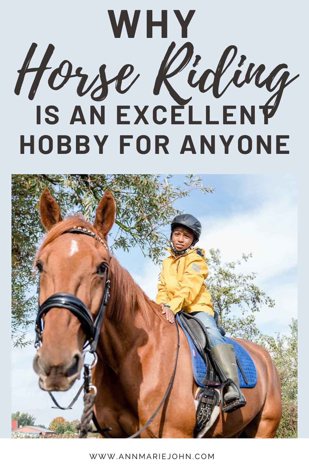 Why Horse Riding Is an Excellent Hobby for Anyone