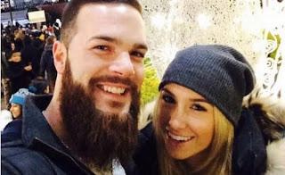 Dallas Keuchel With His Girlfriend