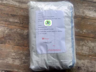 Benih Pesanan Fita Eliyani Grobogan, Jateng. (Setelah packing)