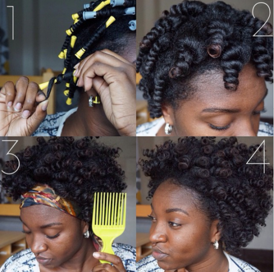 Fancy Flair Lady | Hair.Beauty.Me.: Protective Styling ...