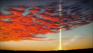 ilustración el cielo