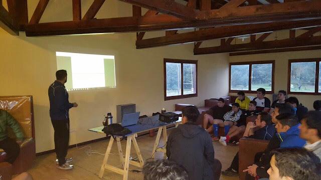 Anuncio: Taller de Rugby Infantil y Sistema BDUAR en Río Grande