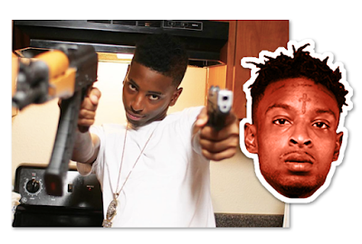 21 Savage Vs 22 Savage Net Worth Brothers Beef