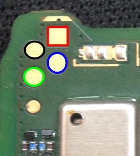 مسارات سوكت الشحن هواوي Y6 SCC-U21 USB WAYS FOR HUAWEI Y6 SCC-U21