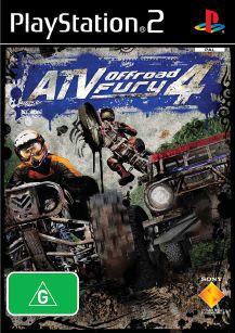 ATV OFFROAD FURY 4 PS2 Torrent