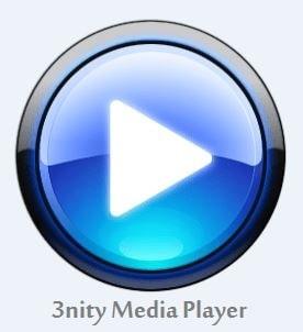 تحميل, مشغل, فيديو, وصوت, حديث, ومتطور, للكمبيوتر, 3nity ,Media ,Player