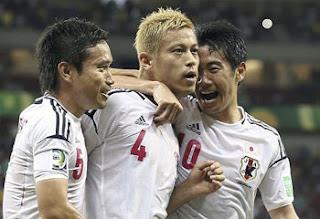 コンフェデレーション杯日本対イタリア戦