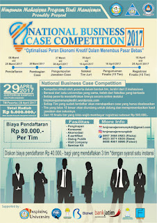 National Business Case Competition 2