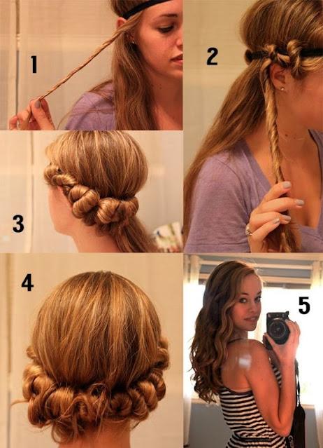 Des trucs pour friser les cheveux sans fer à friser : Belles ondulations naturelles