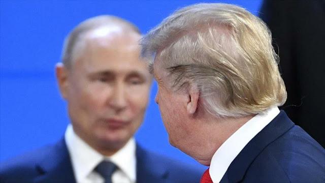 Moscú responde a Trump: Es Rusia quien gana carrera armamentística