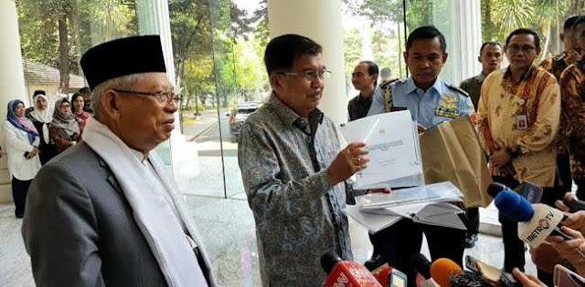 Tidak Dilibatkan Pemilihan Menteri, Partai Oposisi Bela Maruf Amin
