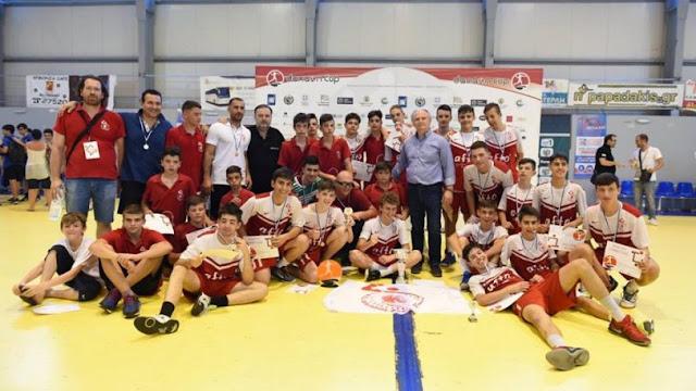 Φίλιππος και ΟΦΝΙ νικητές στο Danaon Cup
