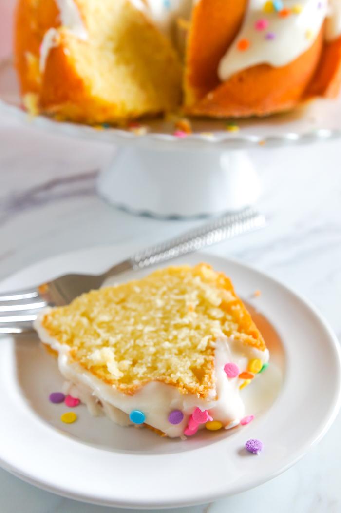 Buttermilk Bundt Cake
