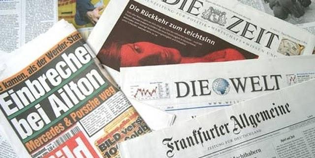 Γερμανικός τύπος: Συνέρχεται ο «έλληνας ασθενής»