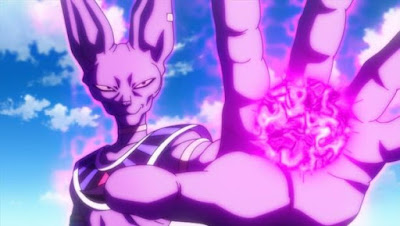 dragon ball super universe 7 beerus