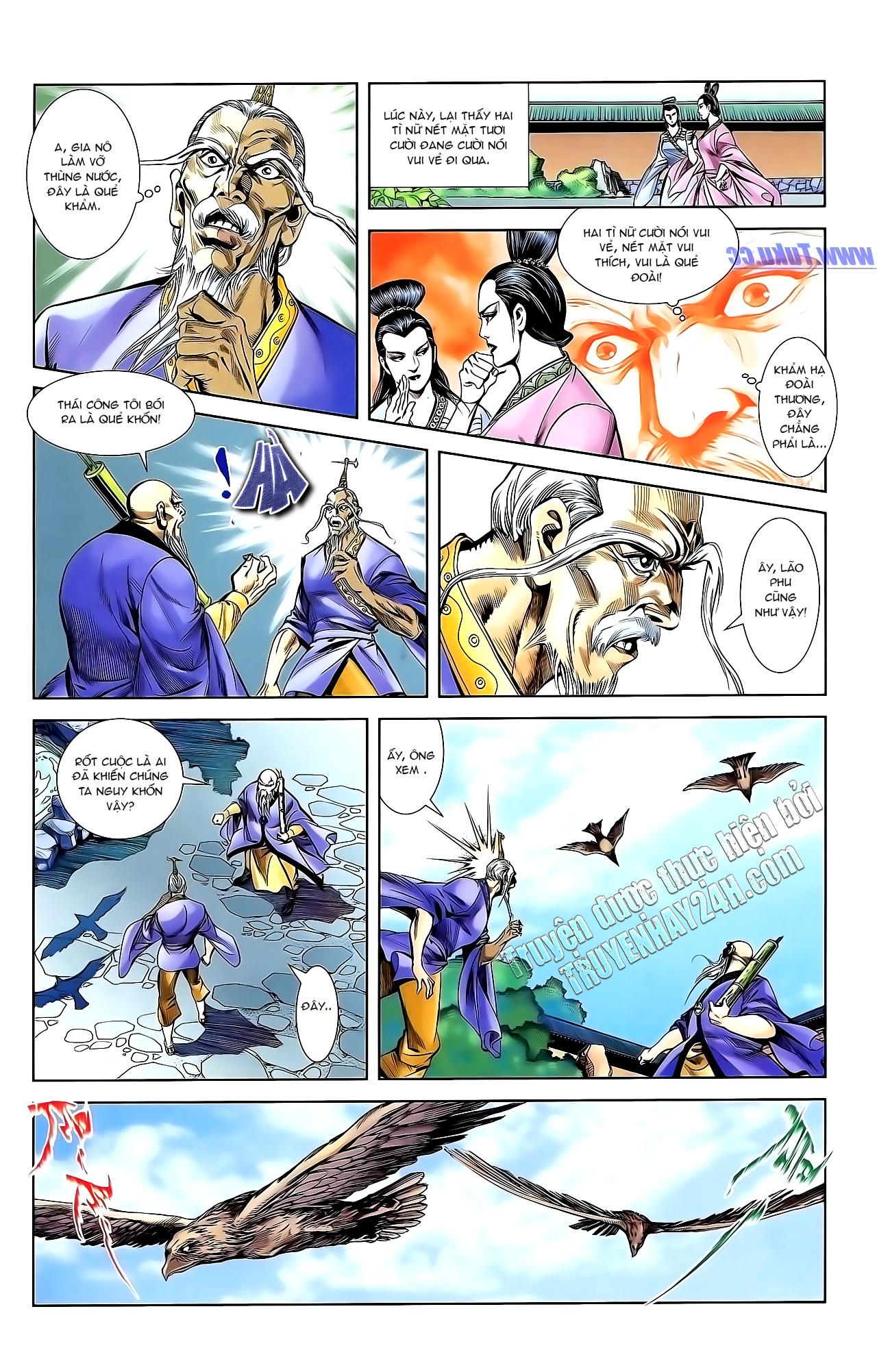 Cơ Phát Khai Chu Bản chapter 153 trang 26