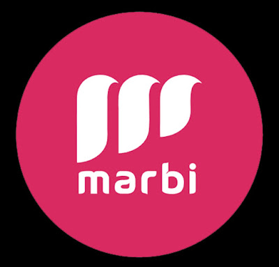 logo hijab hoodie marbi