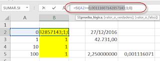 Entendiendo algo más de las Fechas en Excel