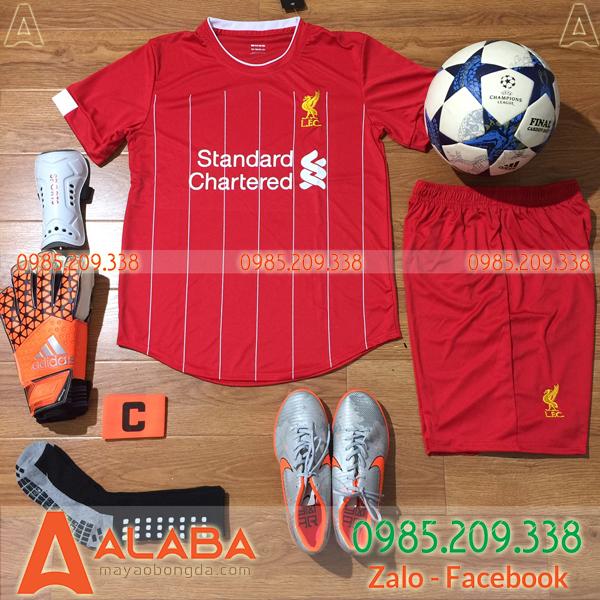 Áo Liverpool 2020 màu đỏ