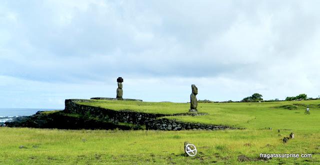 Bom destino de viagem para fevereiro: Ilha de Páscoa