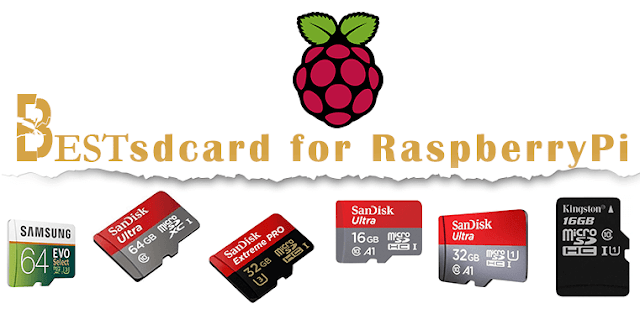 sd card for Raspberry Pi